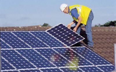 Paneles solares + Steel Framing: las casas del futuro ya llegaron