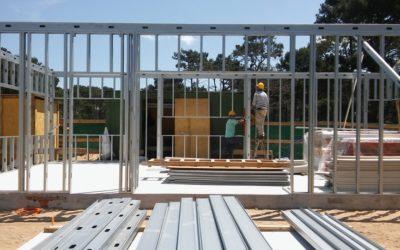 Steel Framing: todo lo que hay que saber